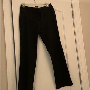 Black dress pants; good condition